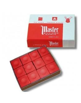 Kreide Master ROT (12 Stück)