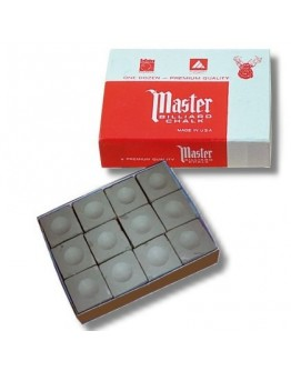 Kreide Master GRAU (12 Stück)