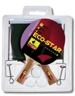 Komplett-Set mit 2 Schlägern ECO-Star