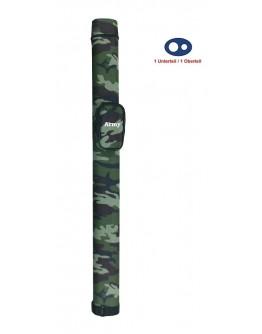 Köcher ARMY, Ausführung für 1 Unterteil /1 Oberteil